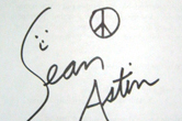 Peace, Happiness and Sean